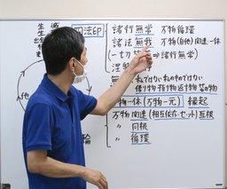 7月23日(木)東京本部教室での上祐代表仏教・心理学セミナーのお知らせ