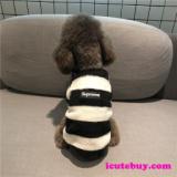 冬用 犬服 シュプリーム ドッグウェア icutebuy販売店