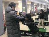 HGA ゴルフスクール開講 ゴルフの常識を打ち破る WeaknesSwing