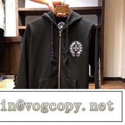 VOGCOPY.NETCHROME HEARTS パーカークロムハーツ 服ジャケット人気男女兼用ファッション着こなし