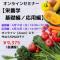 オンラインセミナー 【栄養学 基礎編 / 応用編】   PCPでパフォーマンスアップ