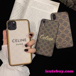 セリーヌ iPhone11 Pro/11/XS/XRケース Celine スマホケース 一覧