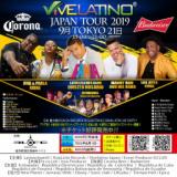 Vivelatino Japan Tour 2019 Tokyo