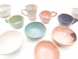【陶芸シーズナルテーマ】春のご飯茶碗とマグカップ作り!  