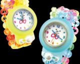 自分だけのジュエリーカラービーズ時計を作ろう!