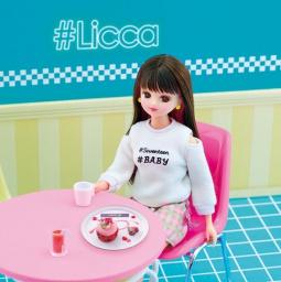 #Licca カフェ