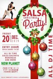Xmas Salsa Bachata Party