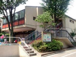 代田南児童館8月のパンダタイム