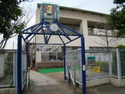 鎌田児童館 焼き板の写真ボードづくり