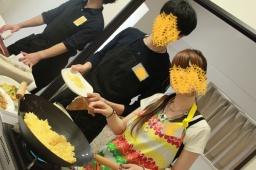 9月14日(土)17:00-19:30『マンションの一室でアットホームなお料理合コン』in大阪・南森町