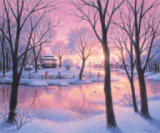笹倉鉄平展 最新作「温もり色に染まって」発表 | 画廊アガティ