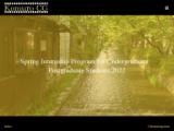 Spring Internship Program for Undergraduate / Postgraduate Students 2022 Komuro Consult...