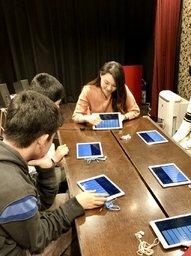 <自由研究にもおすすめ>iPadで作曲体験♬