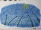 ほたるのオリジナルアレンジを描く in 甘楽教室