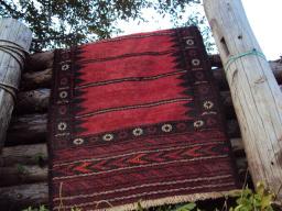 遊牧民のキリム&部族絨毯展