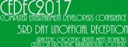 「CEDEC非公式懇親会2017(裏CEDEC他) #nomic」