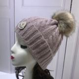 品MONCLER人気最新作ロゴ入りニット帽子レディースキャップ優秀なアイテム