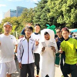 身体で覚える目標設定;マラソン完走プロジェクト