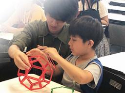 [20A127]マッキー先生の算数教室~正多面体を作ってみよう!~ | オープンテクノカレッジ | 201...