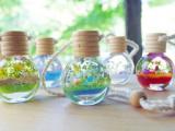 【夏限定メニュー】マリンハーバリウムのミニボトル