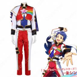 一条シン コスプレ衣装 【KING OF PRISM プリズムラッシュ!LIVE!】 cosplay エーデルローズセ...