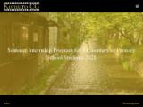 Summer Internship Program for Elementary or Primary School Students 2021 Komuro Consulti...
