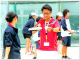 【ITCいぶきの森インドアテニススクール 2/28】真砂コーチの「春からスタート!ソフトテニス」 ...