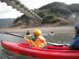 「四万十川 森林の楽校2013」森づくり体験50%+自然散策50%