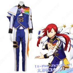 太刀花ユキノジョウ コスプレ衣装 【KING OF PRISM プリズムラッシュ!LIVE!】 cosplay エーデ...