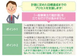 9/12【無料セミナー】改善事例から学ぶ女性活躍推進の進め方