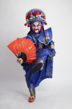 一度は見たい!驚きと感度のパフォーマンス 中国伝統芸能 変面ショー