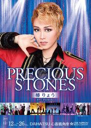 OSK日本歌劇団公演「PRECIOUS STONES(椿りょう)」