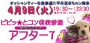 ビビッ★とコン@表参道 アフター7