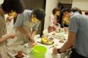 Rakusの料理イベント