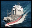 NYKバルク・プロジェクト 多目的コンテナ船見学会@名古屋港